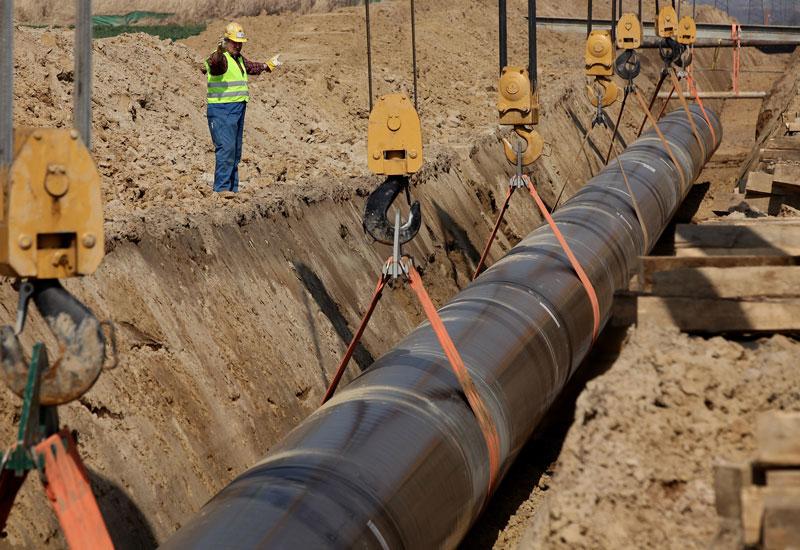 Mirfa - Madinat Zayed - Liwa - Qusahwira Water Transmission Pipeline Project