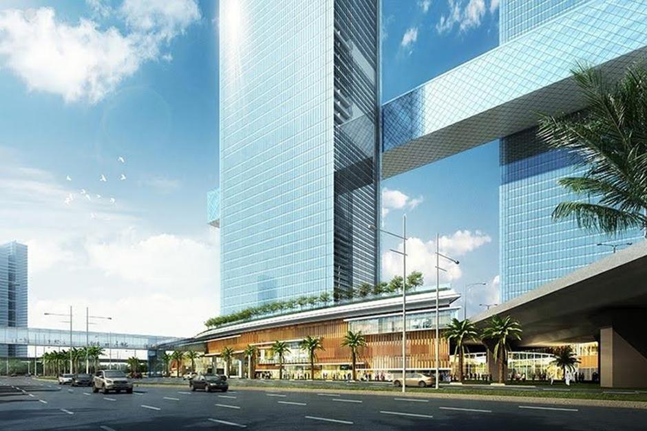 One Zabeel Tower Project - Dubai World Trade Center Area