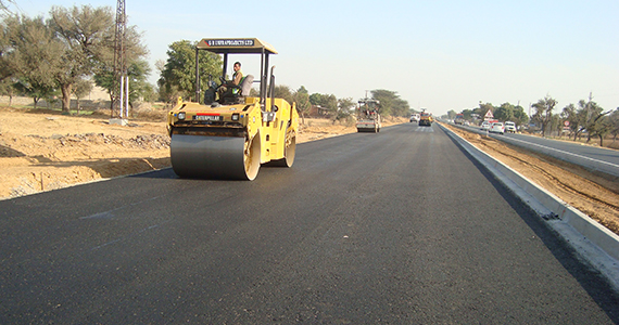 Internal Roads Construction & Infrastructure Works Project - Ras Ghurab Island