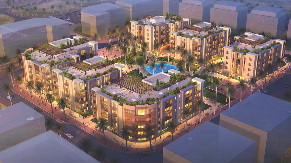 Dara Residential Apartments Project - Lusail Development Area1