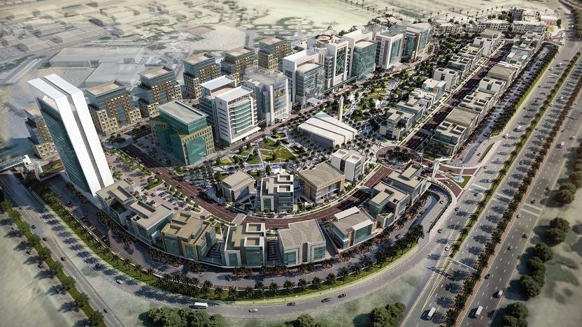 Riyadh Medical Village Project1