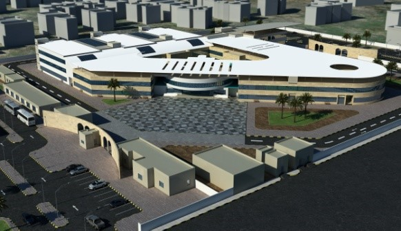 Rafha Technical College Project