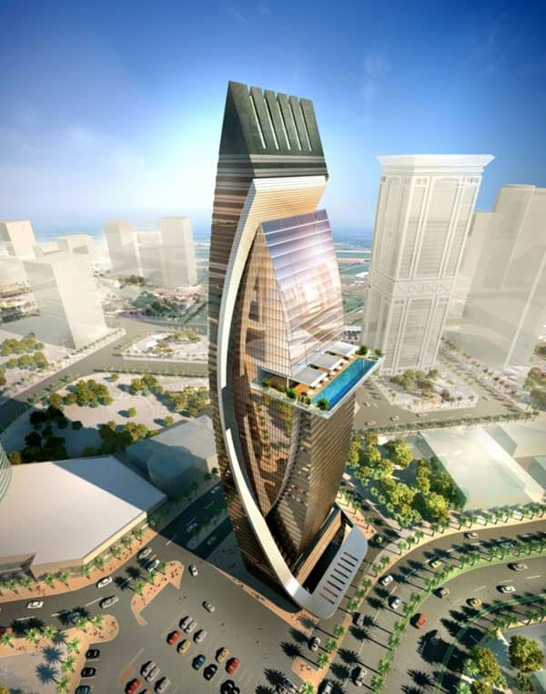 Doha JW Marriott Hotel Project1