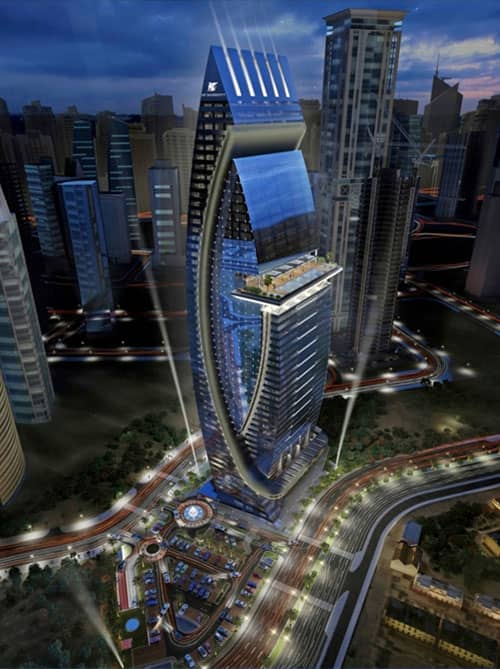 Doha JW Marriott Hotel Project