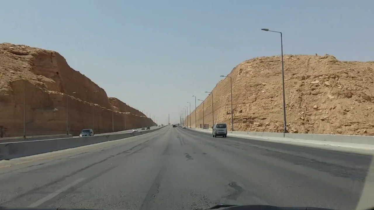 East Jeddah Corridor Highway Project