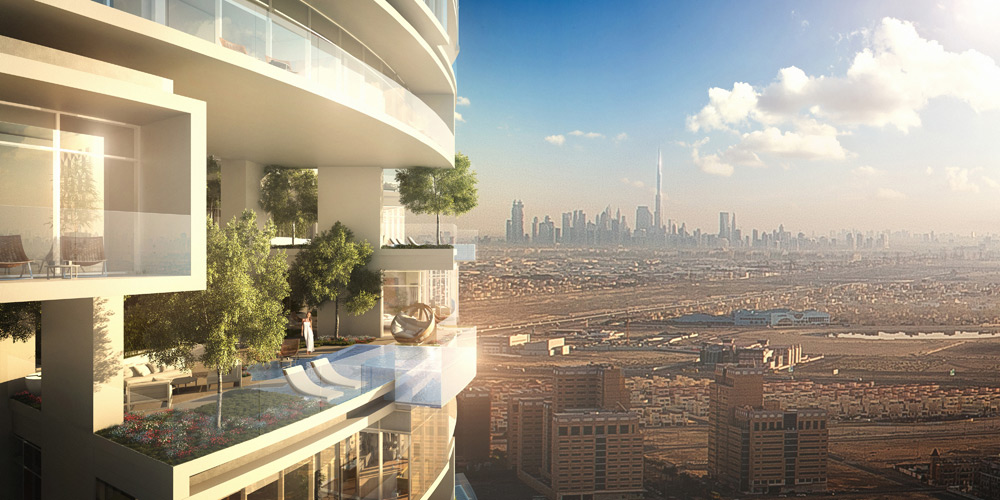 Five Jumeirah Village Project