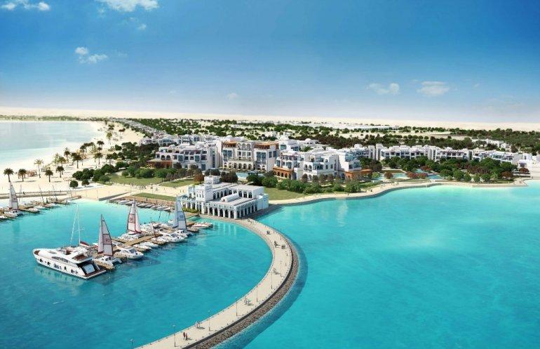 Hilton Salwa Beach Resort Project