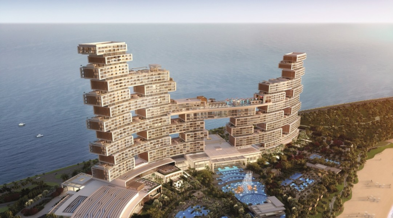 Royal Atlantis Resort & Residences Project - Palm Jumeirah1