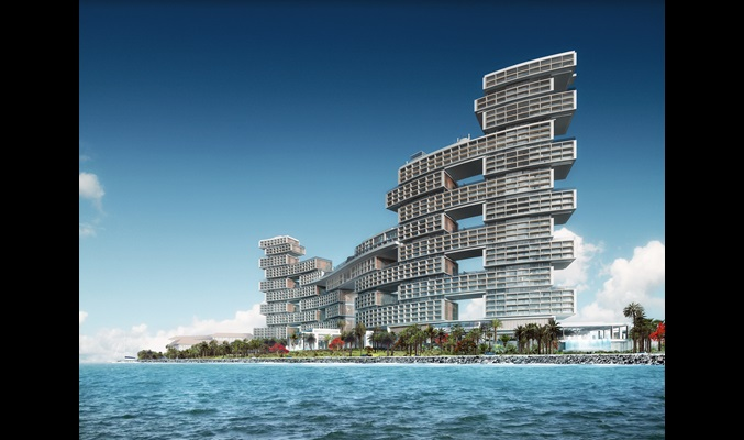 Royal Atlantis Resort & Residences Project - Palm Jumeirah
