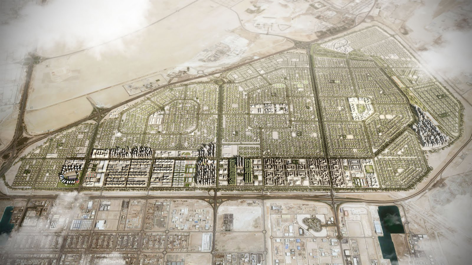Mohammad Bin Zayed City Project - Fujairah1