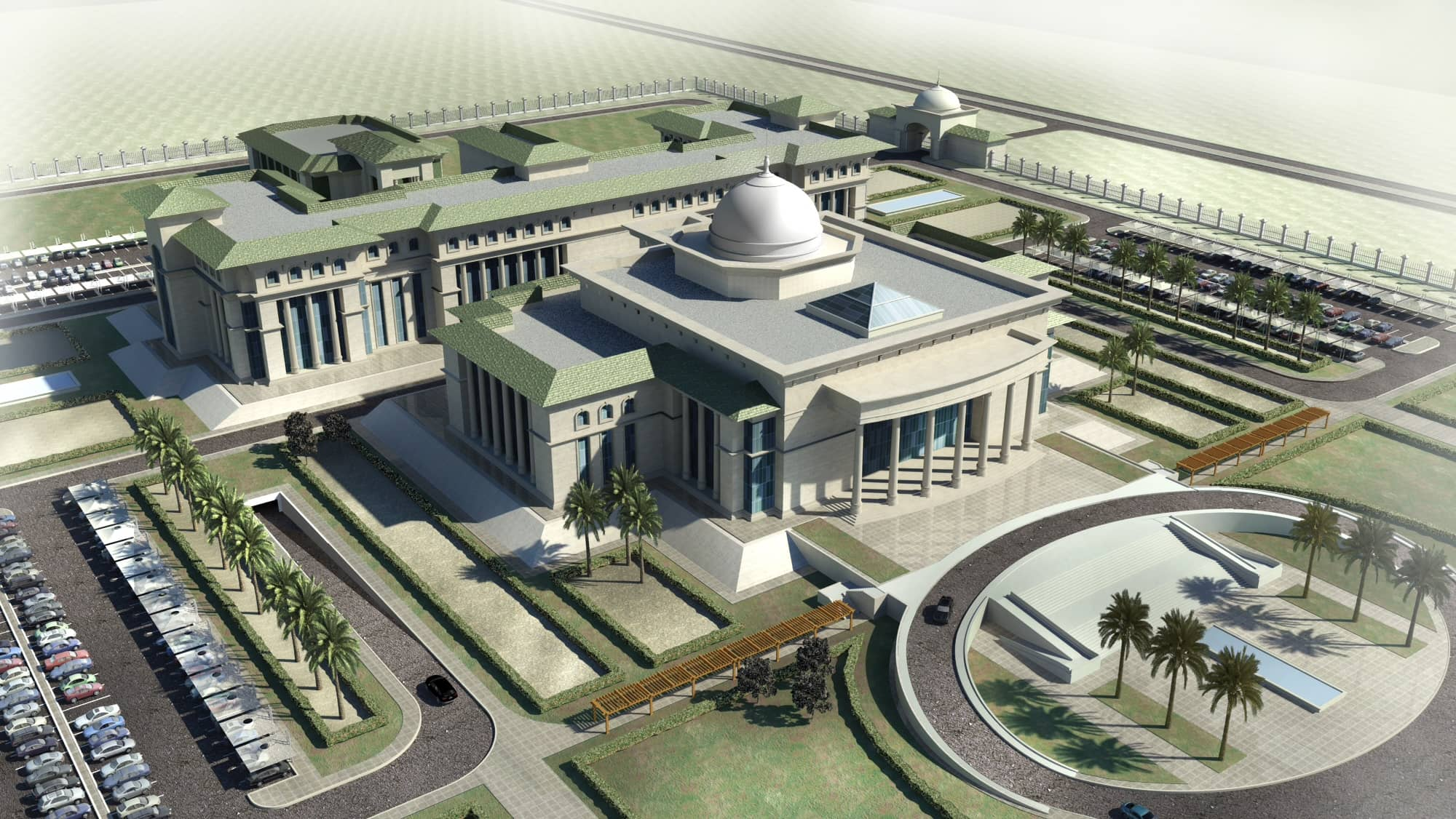 Federal Courts Complex & Ministry of Justice Building Project
