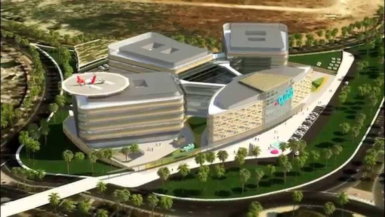 Fakeeh Academic Medical Center Project - Dubai Silicon Oasis1