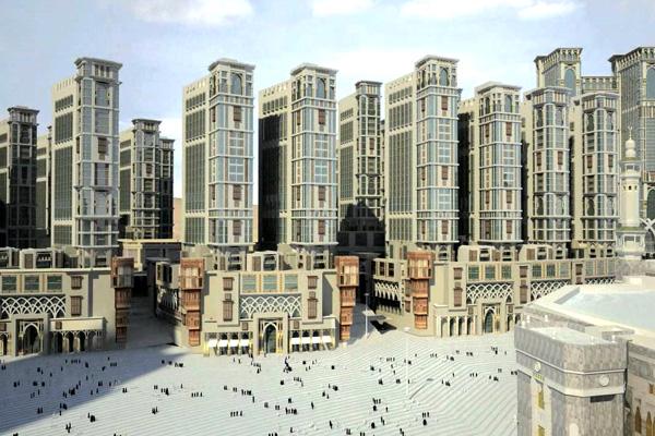 Hotel Towers Project - Jabal Omar Development (Phase 4)