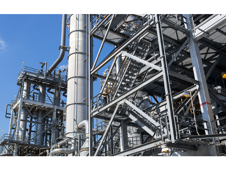 Butadiene Extraction Plant Expansion Project
