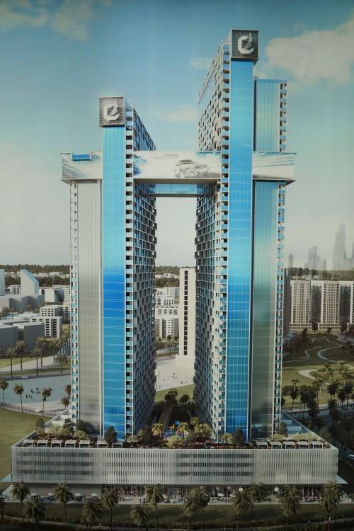 Cayan Cantara Twin Tower Project1