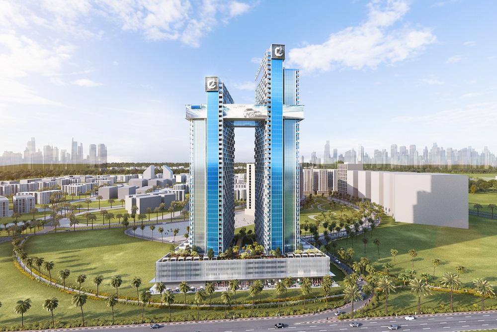 Cayan Cantara Twin Tower Project2