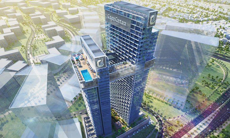 Cayan Cantara Twin Tower Project