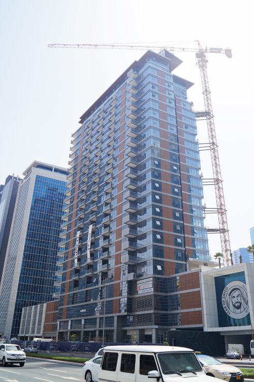 Gheyath Tower Project - Business Bay2