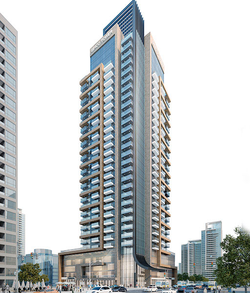 Gheyath Tower Project - Business Bay3