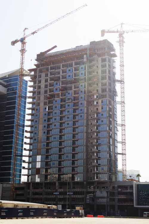 Gheyath Tower Project - Business Bay