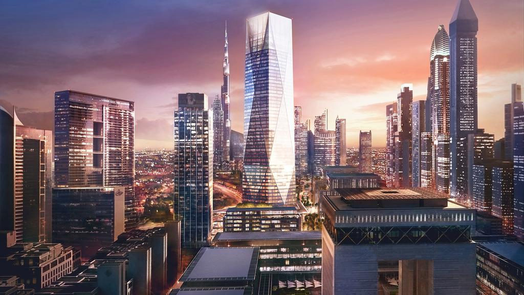 ICD Brookfield Place Tower Project - Dubai International Financial Center1