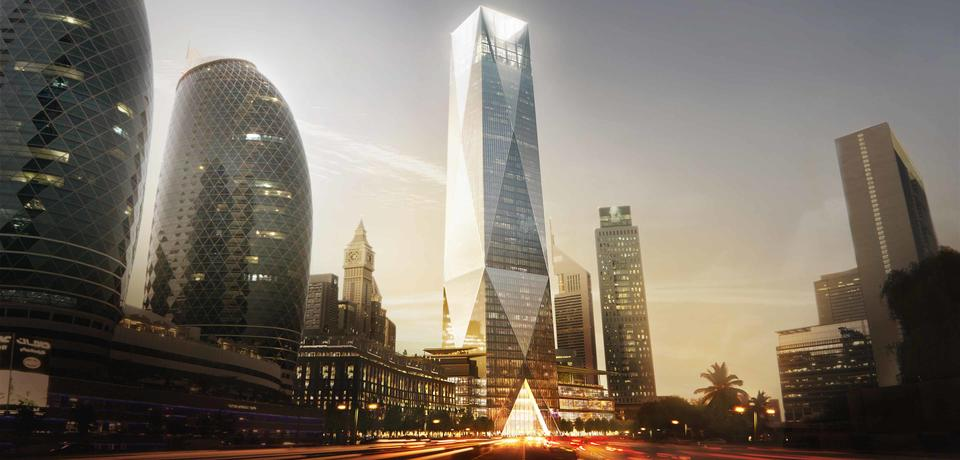 ICD Brookfield Place Tower Project - Dubai International Financial Center