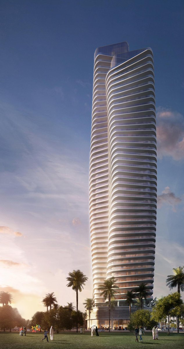 RP Heights Residential Tower Project - Downtown Dubai