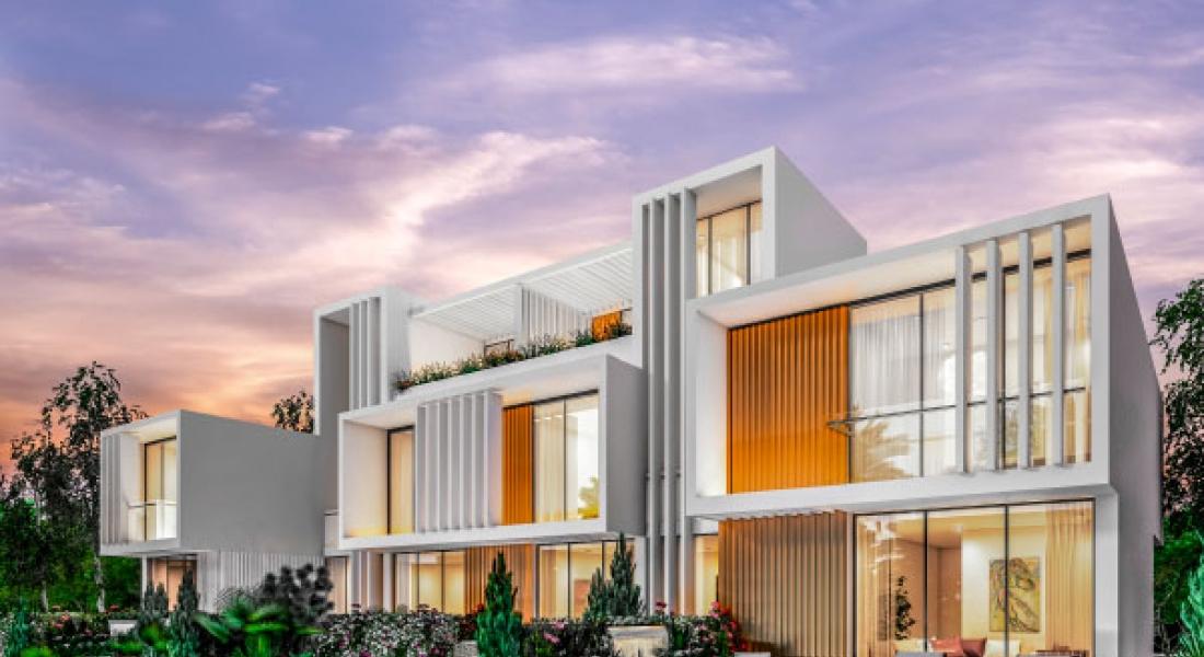 Juniper Villas Project - Damac Hills1