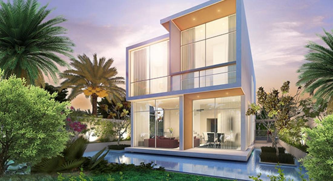 Juniper Villas Project - Damac Hills2