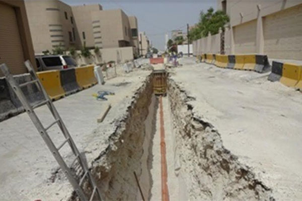 Sanad Sewerage Scheme Implementation Project