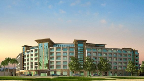 Intercontinental Hotel Project - Muscat Hills & Golf & Country Club1