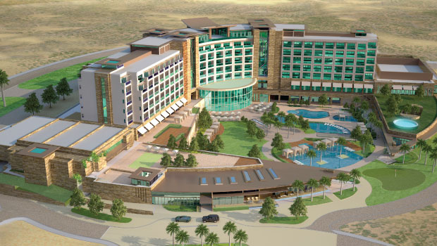 Intercontinental Hotel Project - Muscat Hills & Golf & Country Club