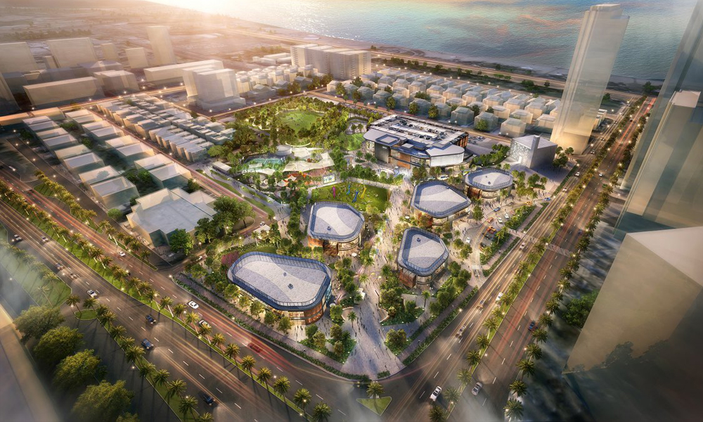 Sheikha Fatima Bint Mubarak Park Development1
