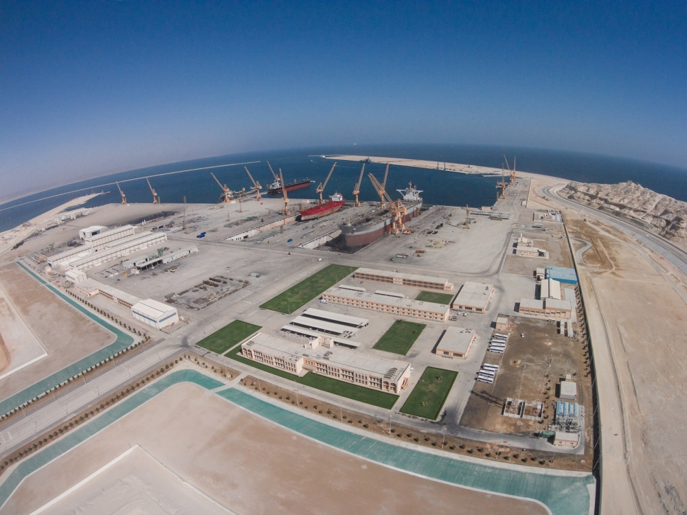 Roads, Infrastructure & Buildings Construction Project - Duqm Port2