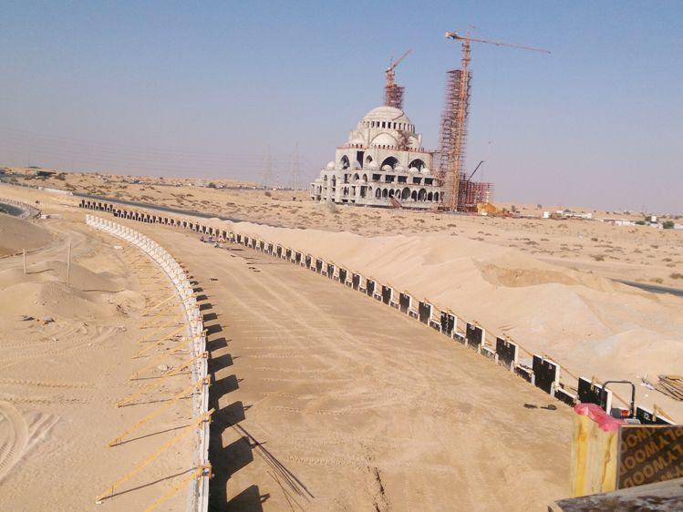 Al Badee Interchange Improvement & Upgrade Project