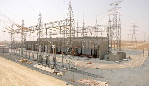 Substations Construction Project - Qatar Power Transmission System Expansion - Phase 12