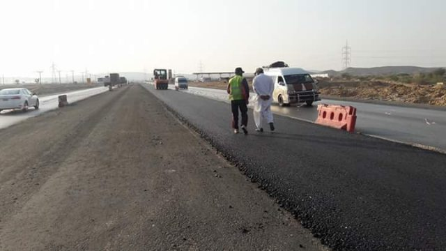 Road Completion Works Project - Baha Region (Group 12)