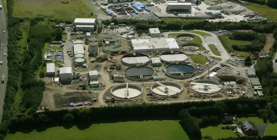 Integrated Industrial Waste Water Treatment Facility Project