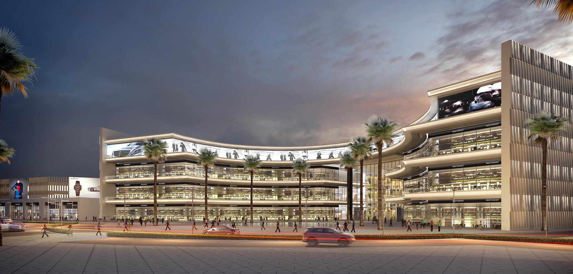 Deira Mall Project - Deira Islands1
