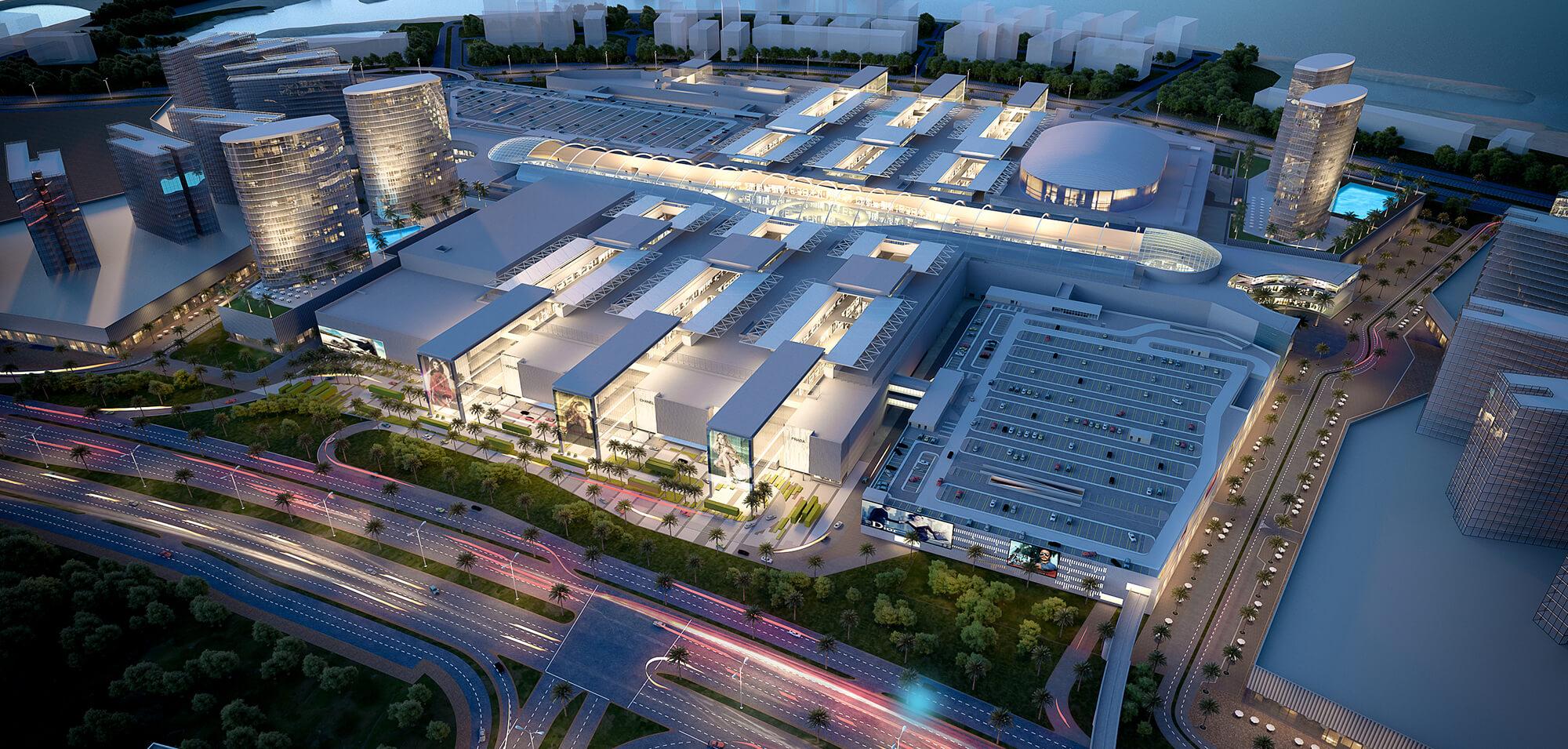 Deira Mall Project - Deira Islands2