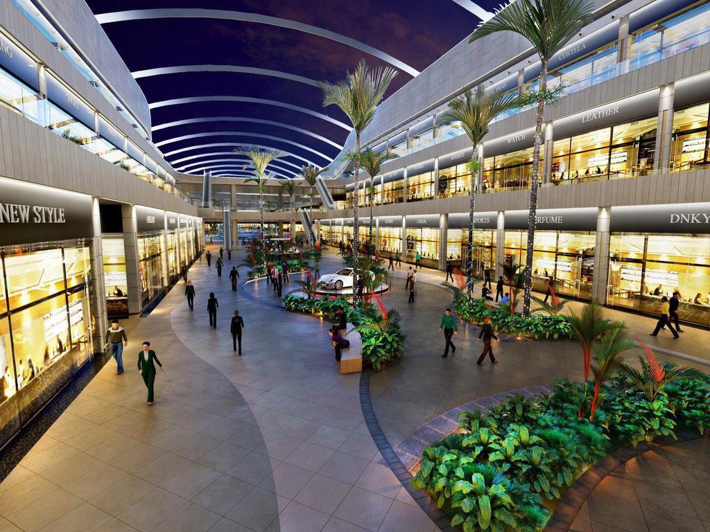 Deira Mall Project - Deira Islands3