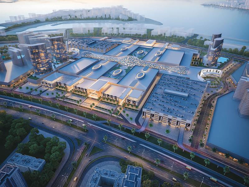 Deira Mall Project - Deira Islands