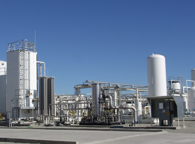 Gas Plant Project