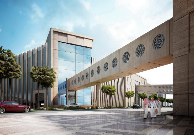 College of Education Building Project - Qatar University Expansion