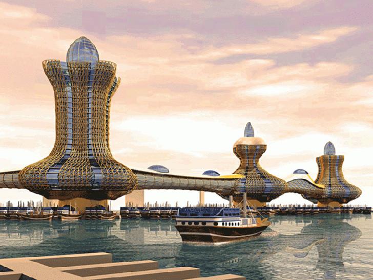 Aladdin City Project1