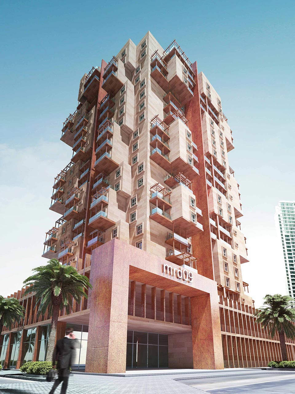 Marina Residential 015 Project - Lusail City