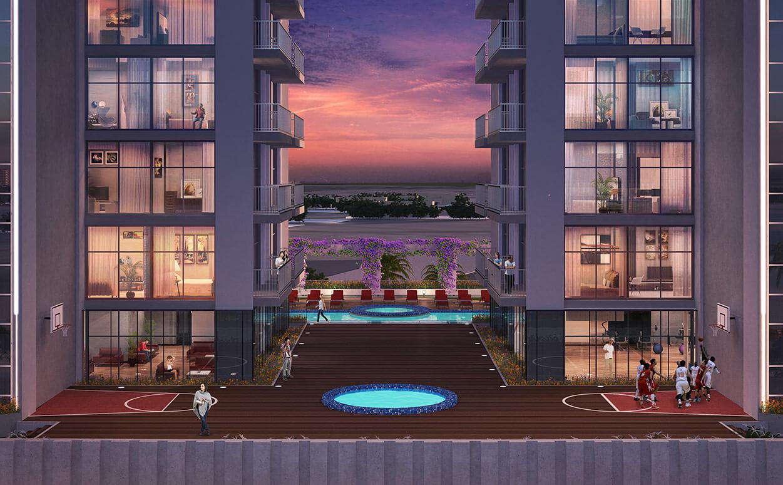 Starz Residential Project - Al Furjan1
