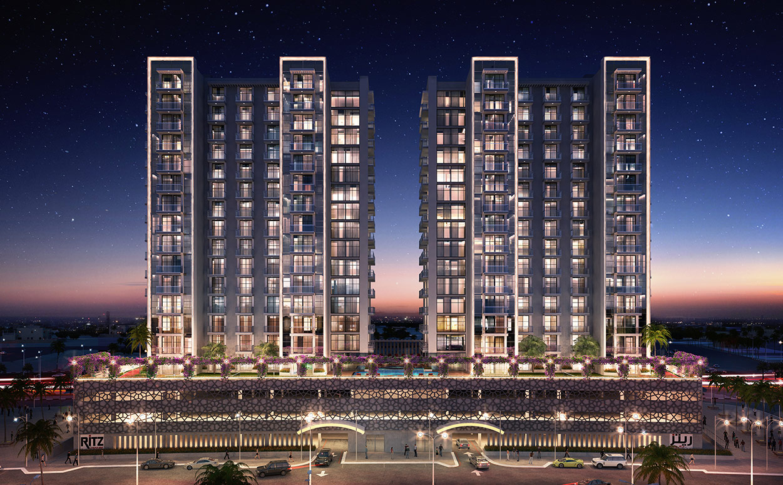 Starz Residential Project - Al Furjan2