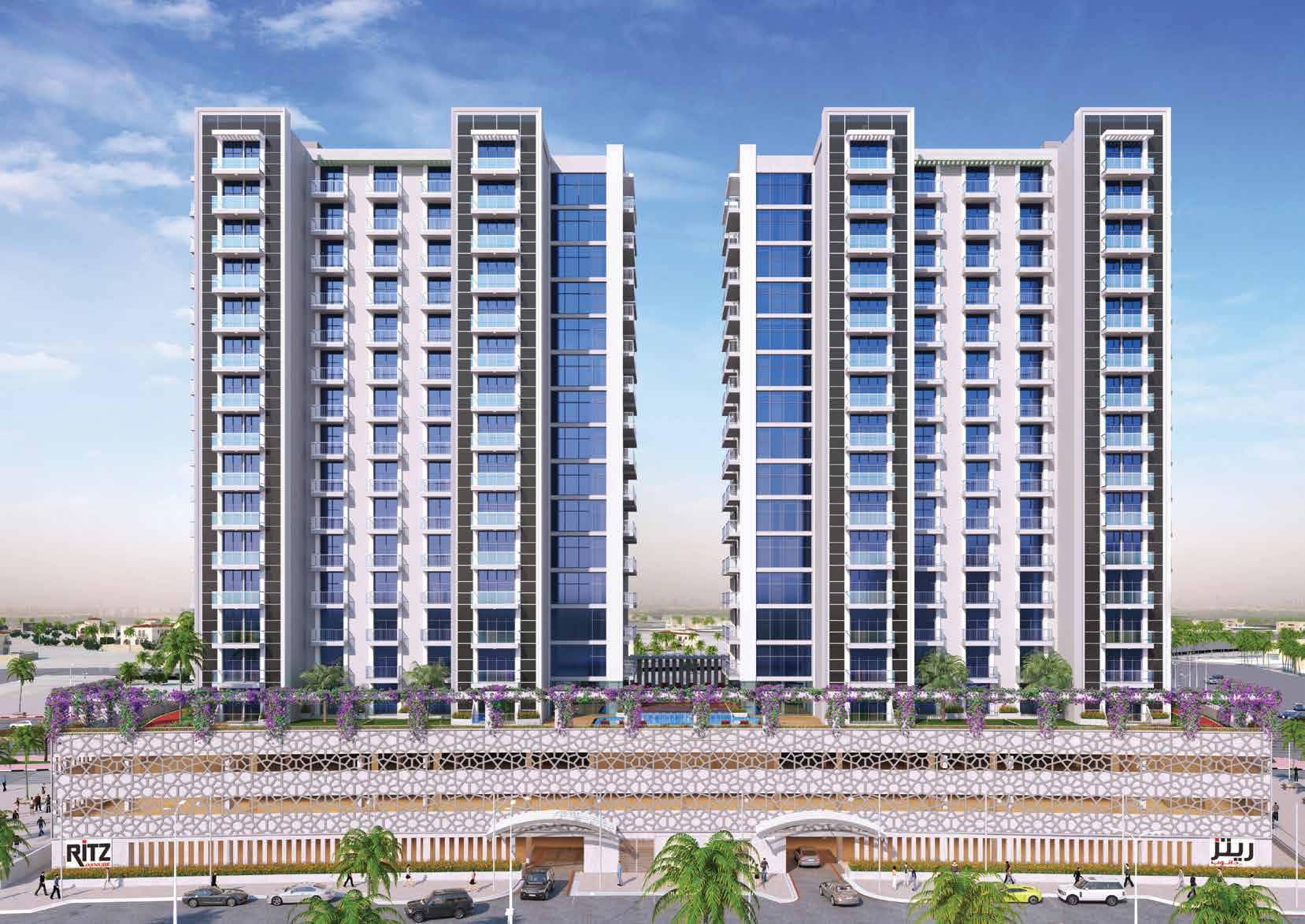 Starz Residential Project - Al Furjan3