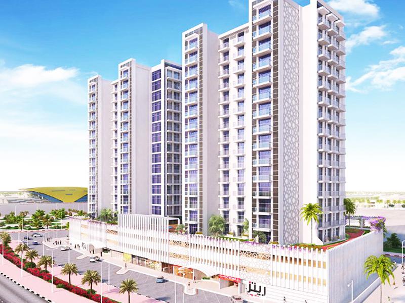 Starz Residential Project - Al Furjan5
